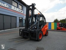 Linde H50D Fork positioner , side shift used diesel forklift
