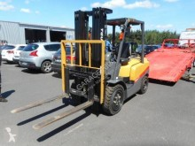 FG30T used gas forklift