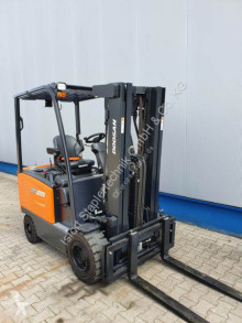 Doosan B25S-7 used electric forklift