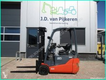 Toyota 8FBET20 2t triplex 4.7m freelift sideshift 7718uur 2013 used electric forklift