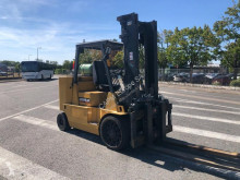 Caterpillar GC70K used gas forklift