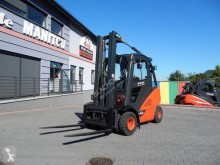 Linde gas forklift H25T-02 Triplex , side shift