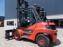 Linde H80D-03 with Kaup 6T254L tweedehands diesel heftruck