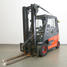 Wózek elektryczny Linde E 50 HL/388