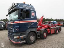 Løftetruck nc Scania R500 8x2 Palift Kroghejs
