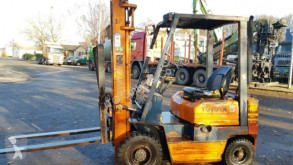 Toyota 025FDF15 used diesel forklift