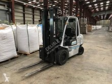 Used gas forklift Nissan DX32G