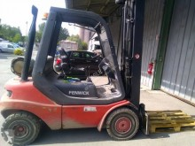 Fenwick H25T H25T used gas forklift