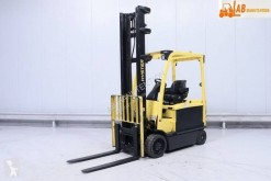 Hyster used electric forklift