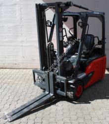 Linde E 20 L/386-02 EVO used electric forklift