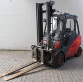 Linde H 35 D/393 used diesel forklift
