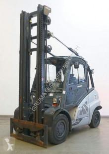 Linde H 50 T/600/394-02 EVO gazlı forklift ikinci el araç