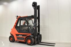 Linde H60D H 60 D used diesel forklift