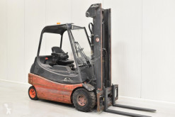Linde E 25/02 E 25/02 used electric forklift