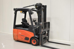 Linde E 16-01 E 16-01 used electric forklift