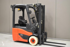 Linde E 12 E 12-02 used electric forklift