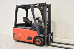 Linde E 16 L-01 E 16 L-01 used electric forklift