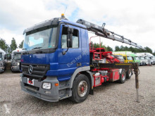 Hiab Mercedes-Benz Actros 2544 6x2*4 166E-5 Hipro Forklift used