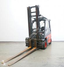 Linde E 50 HL/388 wózek elektryczny używany