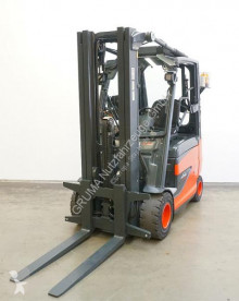 Linde E 30/600 HL/387 used electric forklift
