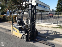 Caterpillar EP18NT used electric forklift