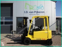 Hyster J3.00XM 3t triplex 4.6m sideshift accu 75% 5758uur! electrostivuitor second-hand