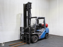 Toyota 02-7 FGJF 35 used gas forklift