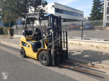 Used gas forklift Caterpillar GP25N