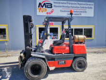Toyota 02 FG 30 used gas forklift