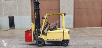 Hyster J3.0XN 3.00 acx used electric forklift