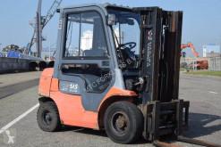 Toyota 62-7FDF25 carrello elevatore diesel usato