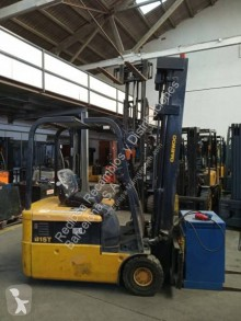 Daewoo B15S-5 B15T-2 used electric forklift