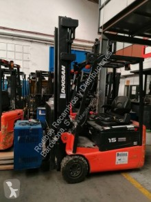 Daewoo B15S-5 B15T-5 used electric forklift