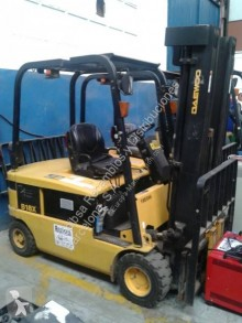 Daewoo B18S-5 B18X used electric forklift