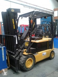 Daewoo B20X-5 B25X used electric forklift
