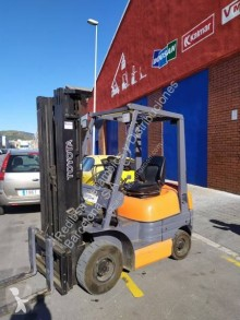 Toyota 7FBMF 6FDF18 used diesel forklift