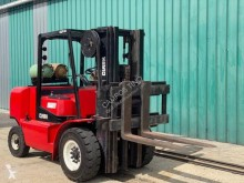 Clark CGP50 used gas forklift