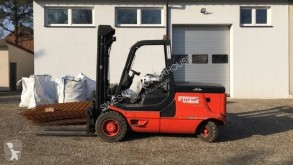 Linde E48 used electric forklift