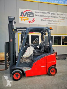 Fenwick H14T used gas forklift