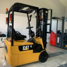 El-truck Caterpillar EP12KRT Lift Trucks