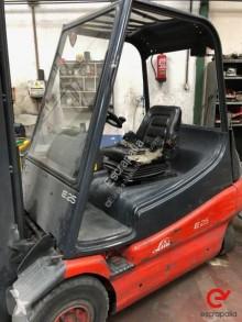 Linde E 25 wózek elektryczny używany