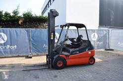 Linde E25-02 wózek elektryczny używany
