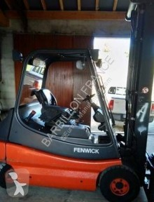 Linde electric forklift E30