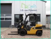 Chariot diesel occasion Caterpillar DP25N diesel triplex 4.7m sideshift 4de functie!