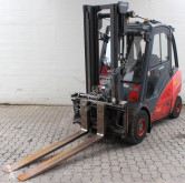Wózek diesel Linde H 35 D/393