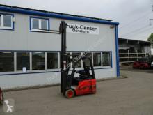 Chariot diesel Linde E14-01 Duplex hydr. Seitenhub + Mastneigung