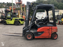 Fenwick-Linde E16P-02 used electric forklift