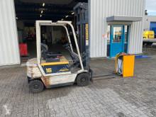 Komatsu Heftruck 1.6 ton, elektro eldriven truck begagnad