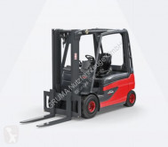 Linde E 20/387 used electric forklift