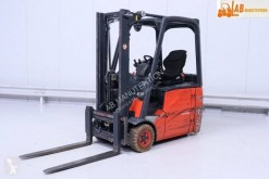 Linde electric forklift E 16PH-01 386